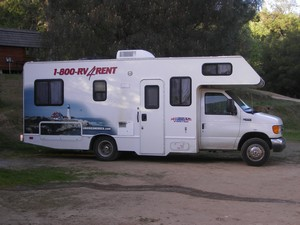 "Louer un Camping car aux ""States"" RV-755e5"